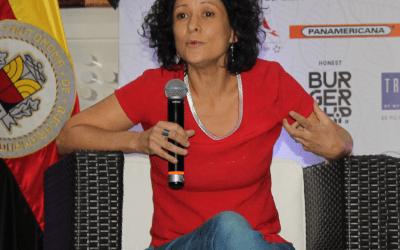 Pilar Quintana es la ganadora de la XXIV edición del Premio Alfaguara de Novela